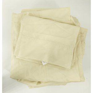Nordstrom Organic Cotton Queen Sheet Set NEW